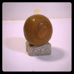 Other - Solid Marble Paperweight